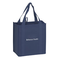 "12"" WIDE X 13"" HIGH X 8"" REUSABLE TOTE"