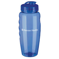 Poly-Clear® Bottle-31 oz